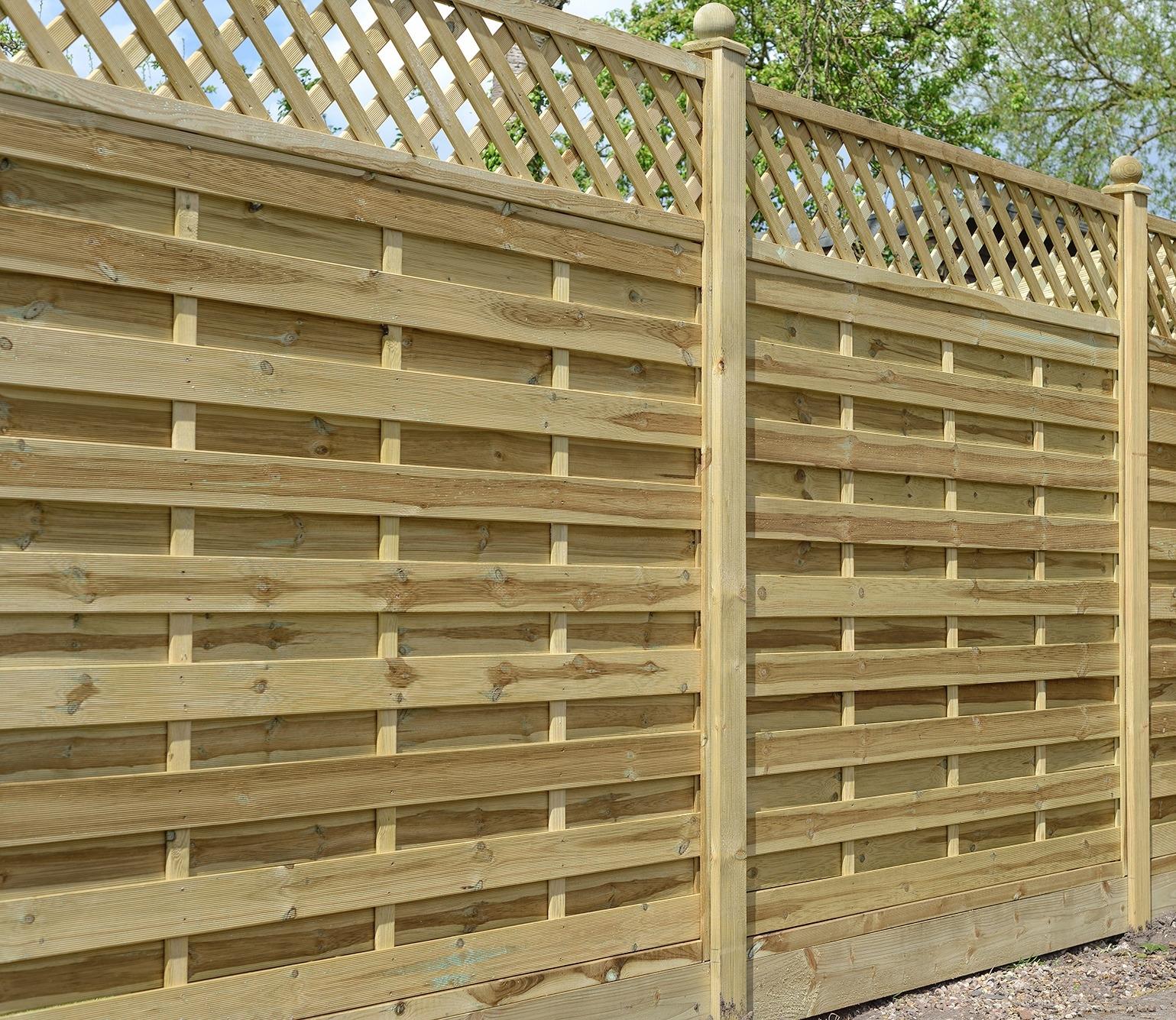 Fencing Amp Timber Aylett Nurseries Visit Ayletts Garden