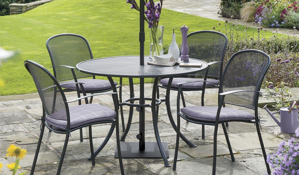 Kettler garden furniture 4 seater set