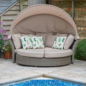 Monaco Oak day bed