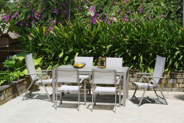 Morella 6 Seat dining set