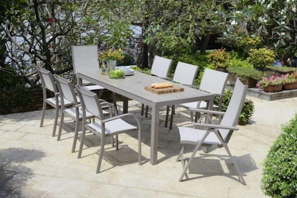 Morella 8 Seat dining set