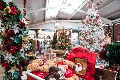 Christmas Spectacular 2017 Sleigh