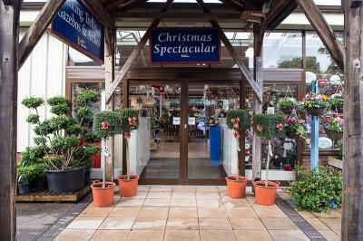 Christmas Spectacular Entrance