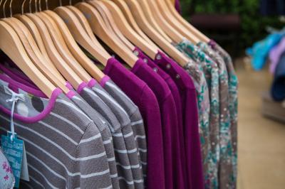 Ladies Clothing Close Up