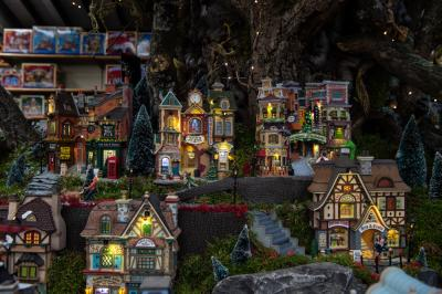 Magical Lemax Model Village 2019