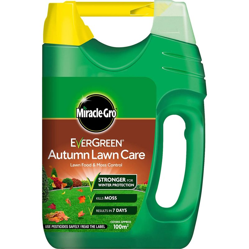 Miracle-Gro® EverGreen® Autumn Lawn Care 3.5kg/100sqm Spreader