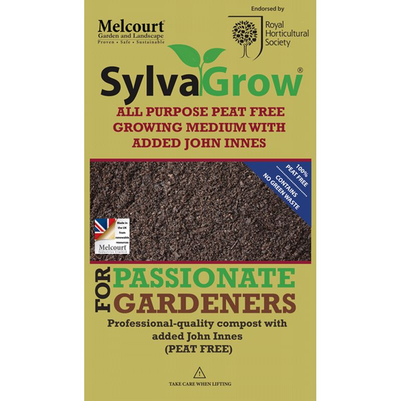 SylvaGrow® Multi-Purpose Compost with Added John Innes 50ltr