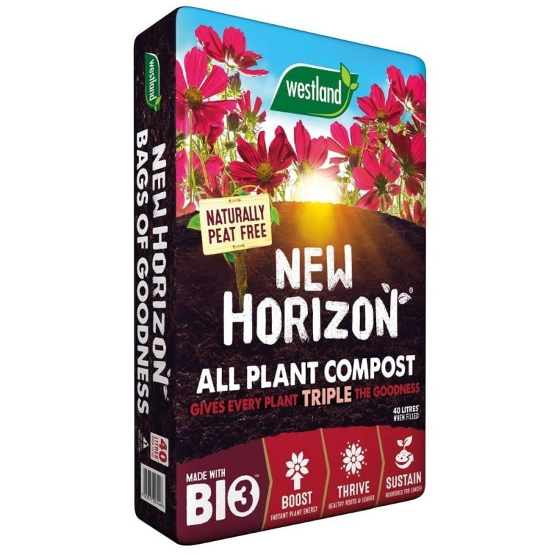 Westland New Horizon All Plant Compost 40ltr