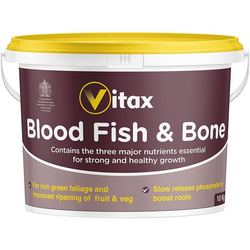 Vitax Blood Fish & Bone 10kg
