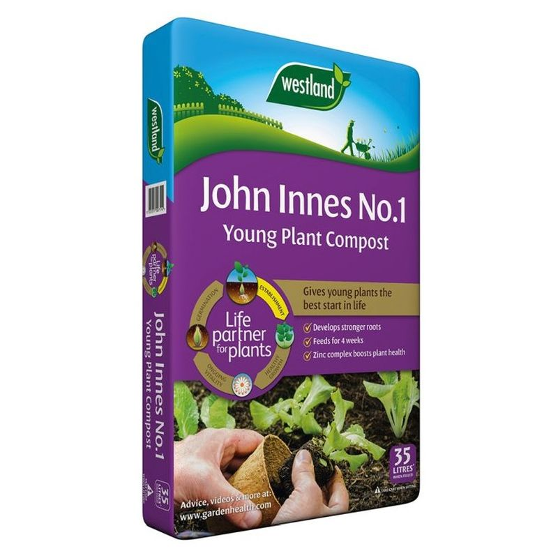 Westland John Innes No. 1 Young Plant Compost 35ltr