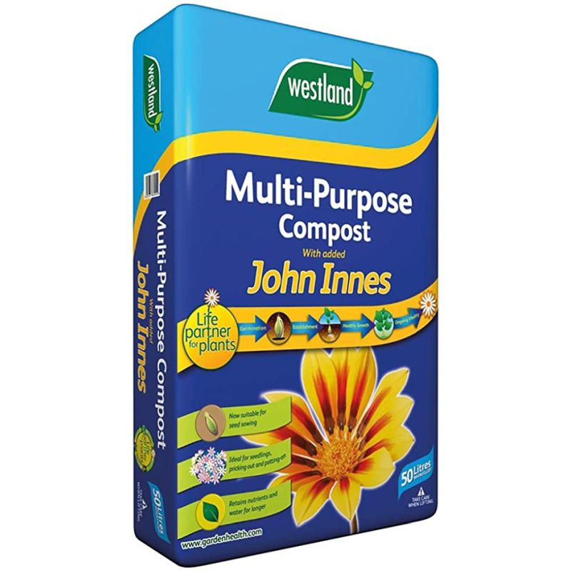 Westland Multi-Purpose Compost with added John Innes 50ltr