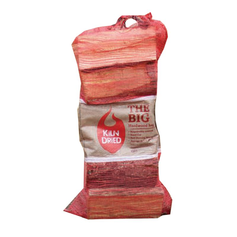 The Green Olive Firewood Co. The Big Bag Kiln Dried Hardwood Logs