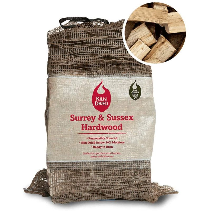 The Green Olive Firewood Co. Dinky Pack Kiln Dried Hardwood Logs